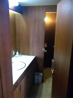 市長室のトイレ