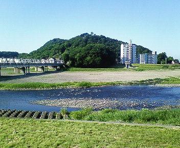 今日の渡良瀬川(2007年5月21日)