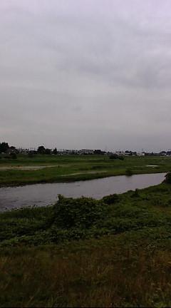今日の渡良瀬川(2007年7月9日)