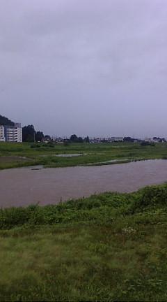 今日の渡良瀬川(2007年7月30日)
