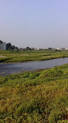 今日の渡良瀬川(2007年8月20日)
