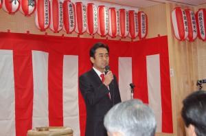 八木節会館オープン20120114